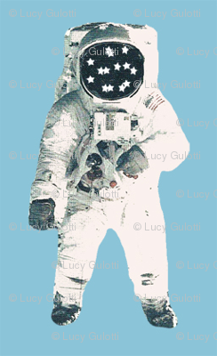 Going to the moon (1)