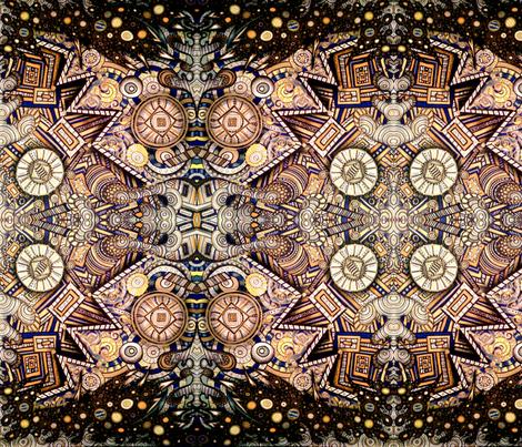 fabkiss fabric by kymatica on Spoonflower - custom fabric