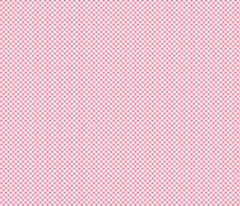 Pink, Gray, and White Polka Dots ©2011 by Jane Walker fabric by artbyjanewalker on Spoonflower - custom fabric