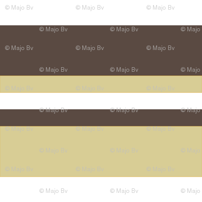 1920s Retro Kitchen Stripes (beige/white/brown)