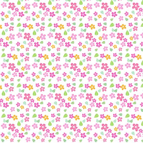 Fauna fabric by halfpinthome on Spoonflower - custom fabric