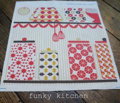 Funky Kitchen