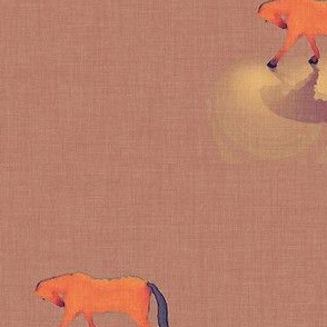 Horse In The Spotlight, L