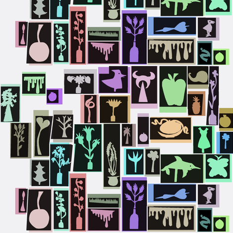 Specimens fabric by boris_thumbkin on Spoonflower - custom fabric