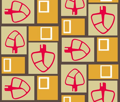 beaterbliss fabric by rachaelanndesign on Spoonflower - custom fabric