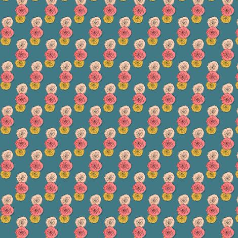 Stripey Mum Party fabric by joybucket on Spoonflower - custom fabric