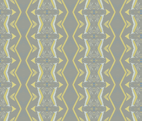 The Path to You fabric by susaninparis on Spoonflower - custom fabric