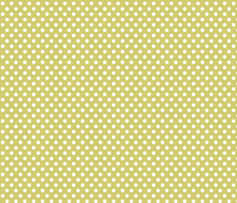 KC dot apple fabric by minimiel on Spoonflower - custom fabric