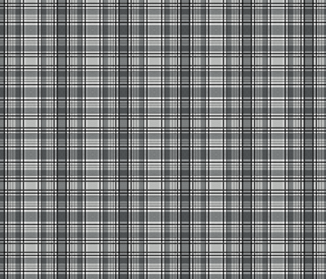 Monochrome Lumberjack fabric by glanoramay on Spoonflower - custom fabric