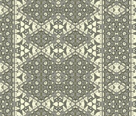 Lindisfarne Celt Grey fabric by wren_leyland on Spoonflower - custom fabric