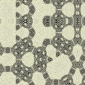 Lindisfarne Snowflake Gears
