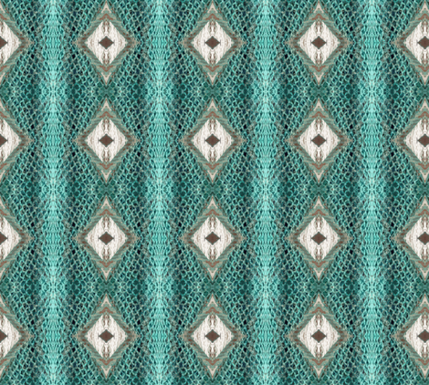 In Stitches fabric by susaninparis on Spoonflower - custom fabric