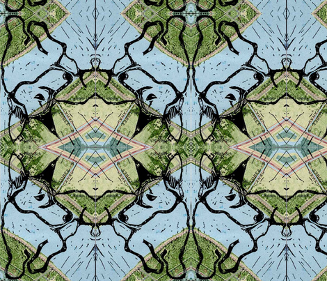 Snooky Dream fabric by Acope123 on Spoonflower - custom fabric