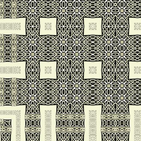 Lindisfarne Inverse Plaid  fabric by wren_leyland on Spoonflower - custom fabric