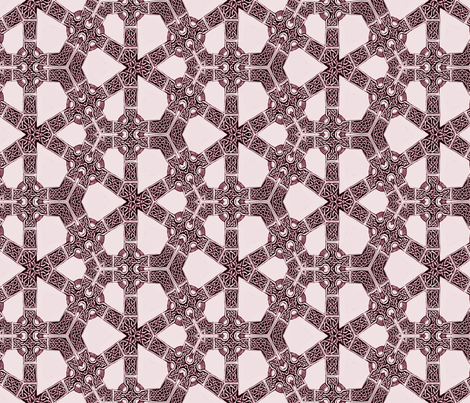 Lindisfarne Cherries fabric by wren_leyland on Spoonflower - custom fabric