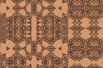 Lindisfarne Copper Plait
