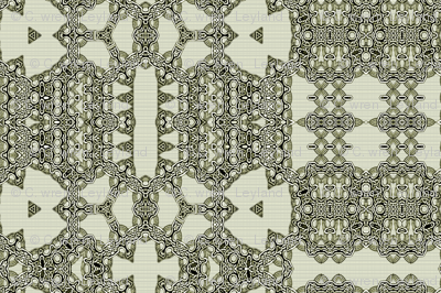 Lindisfarne Lace-n-Plaid