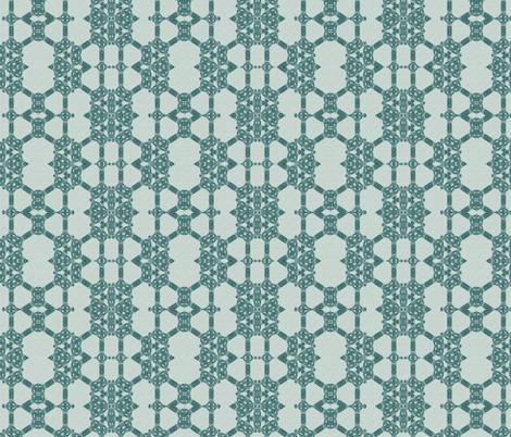 Lindisfarne Window Frames fabric by wren_leyland on Spoonflower - custom fabric