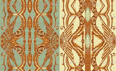 Copper Sage Deco