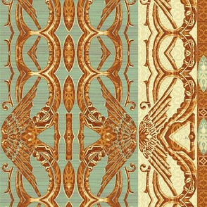 Copper Sage Deco