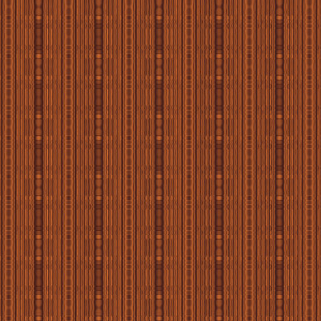 Beaded Look Brown Stripe  fabric by gingezel on Spoonflower - custom fabric