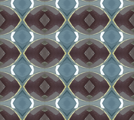 Another Roadside Attraction fabric by susaninparis on Spoonflower - custom fabric