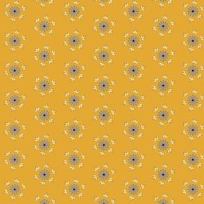 BerryFlower -Gold