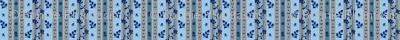 Fantine - Blue - Striped