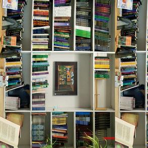 A Witch's Bookshelf