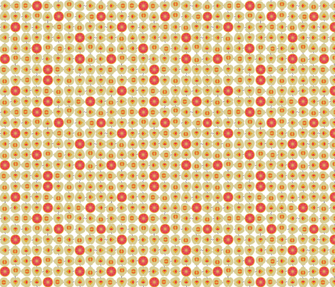 Kitchen Fruit fabric by ebygomm on Spoonflower - custom fabric