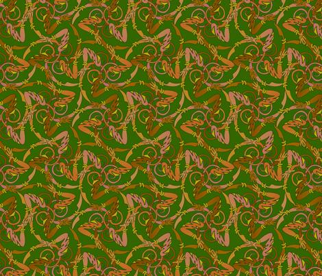 gottadance3 fabric by glimmericks on Spoonflower - custom fabric