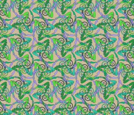 gottadance6 fabric by glimmericks on Spoonflower - custom fabric