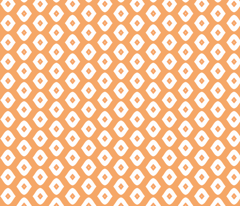 Diamond Girl fabric by pattyryboltdesigns on Spoonflower - custom fabric