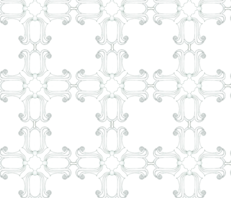 Iron Work fabric by dna2011 on Spoonflower - custom fabric
