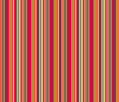 Kitchen Stripe fabric by elarnia on Spoonflower - custom fabric