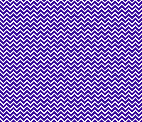 purple chevron fabric by amybethunephotography on Spoonflower - custom fabric