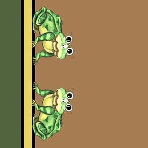Froggie border