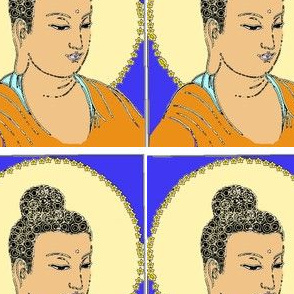 Buddha of the Four Blessings