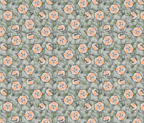 koi_dots fabric by glimmericks on Spoonflower - custom fabric