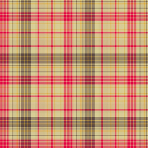 Salt 'n Pepper Plaid Plain