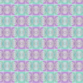 deux-visages  aqua lilac