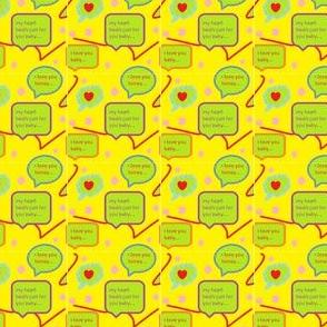 i love you honey xx