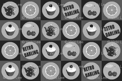 Retro Darling! On The Grey Side