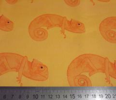 chameleon yellow