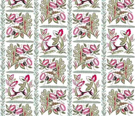 cameron lake fabric by smartygirl on Spoonflower - custom fabric