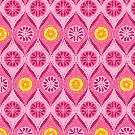 Stellar Lattice fabric by robyriker on Spoonflower - custom fabric