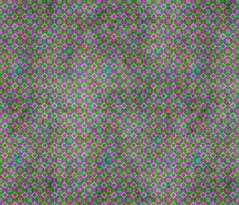 spiralicious green fabric by feebeedee on Spoonflower - custom fabric