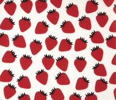 Retro Strawberries
