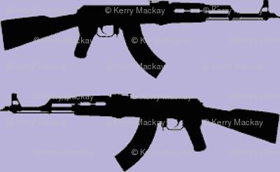 guns lilac