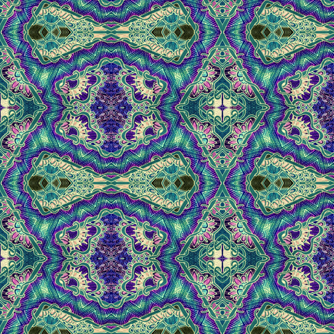 Rainbow Cotillion fabric by edsel2084 on Spoonflower - custom fabric